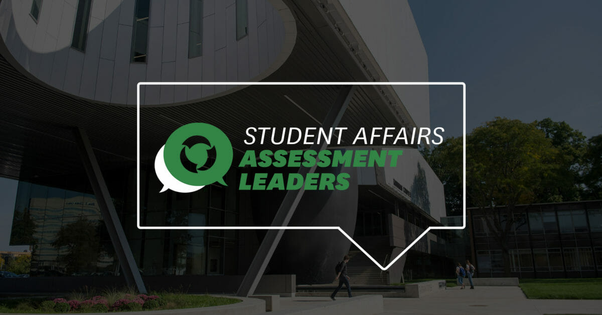 Student Affairs Assessment: Priorities and Focus During COVID-19