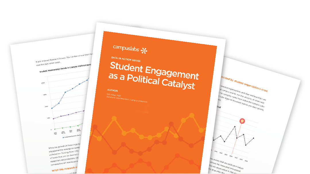 Student Engagement as a Political Catalyst