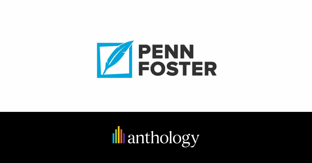 Penn Foster Chooses Anthology's Robust CampusNexus Solutions to Streamline Overall Student Experience
