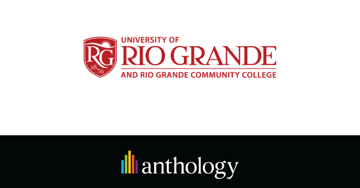 University of Rio Grande and Rio Grande Community College Select Anthology Solutions to Ease Transition Process for Learners