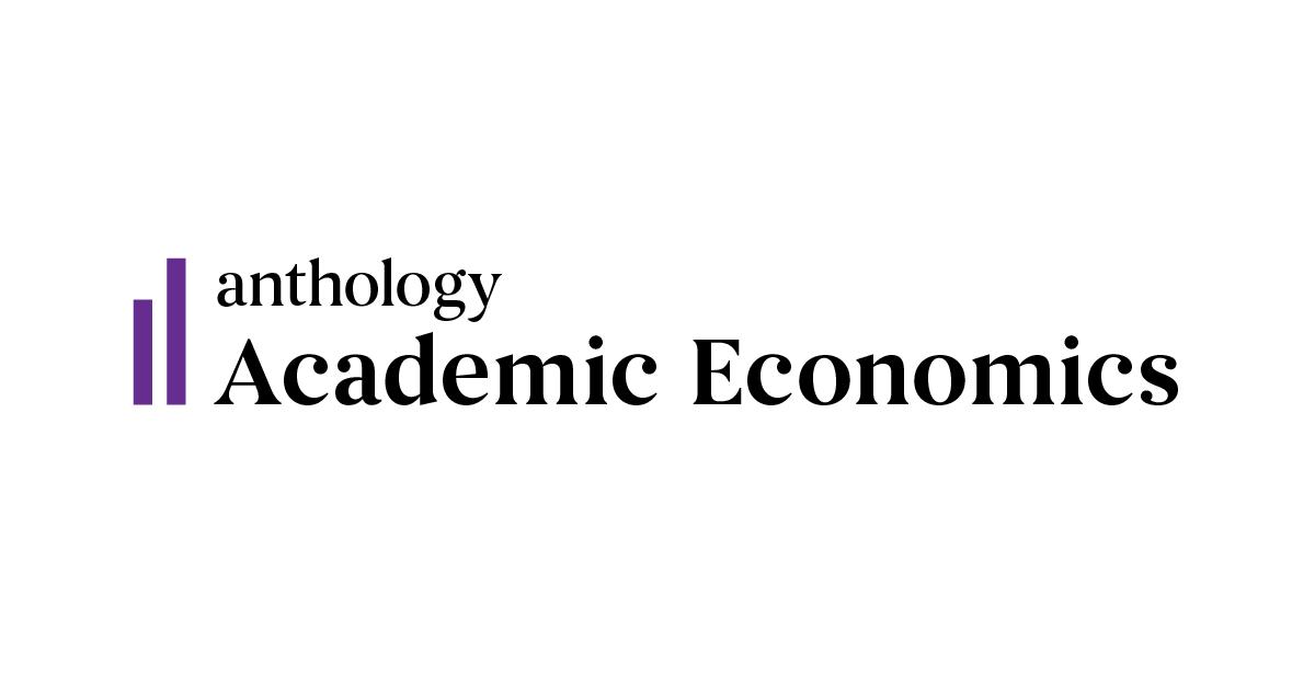 Academic Economics