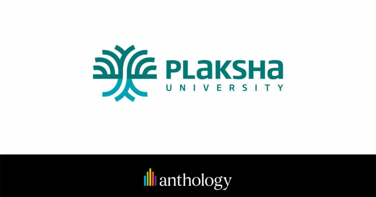 International Feature: Plaksha University Selects Anthology to Deliver a World-Class Higher Education Experience to its Students